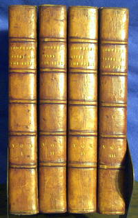 THE LIVES OF THE MOST EMINENT ENGLISH POETS with Critical Observations on Their Works. 4 vols