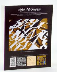 Letter Arts Review, Winter 2014, Volume 28, Number 1 -  Tarek Benaoum