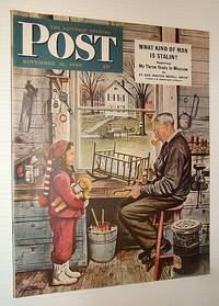 The Saturday Evening Post Magazine, November 12, 1949 - What Kind of Man is Stalin? / Minot, North Dakota