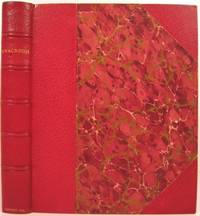 ANACREON: WITH THOMAS STANLEY'S TRANSLATION. EDITED BY A.H. BULLEN. ILLUSTRATED BY J.R. WEGUELIN