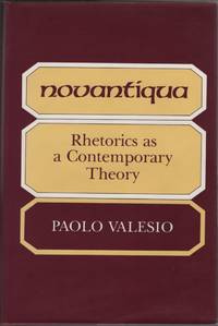 Novantiqua: Rhetorics As a Contemporary Theory