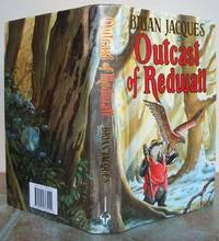 OUTCAST OF REDWALL. by  Brian.: JACQUES - First Edition - from Roger Middleton (SKU: 31760)