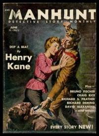 MANHUNT - Volume 2, number 4 - June 1954