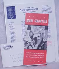 image of Barry Goldwater: Why young Americans are for GOLDWATER for President in 1964