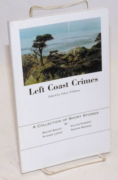 Monterey: Left Coast Crime Conference #14, 2004. Paperback. 92p., introduction, cover creased otherw...