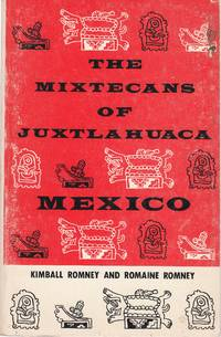 image of Mixtecans of Juxtlahuaca Mexico