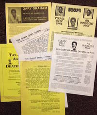 image of [Group of leaflets related to efforts to stop the execution of Gary Graham]