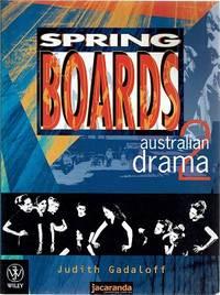 Springboards Australian Drama 2