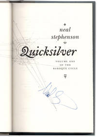 image of Quicksilver. Volume One of The Baroque Cycle.