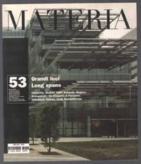 image of Grandi luci long spans / revue materia n° 53