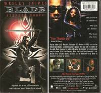 Blade [VHS] by New Line Home Video - 1998 2019-04-08 - from Chili Fiesta Books (SKU: CFP194891665)