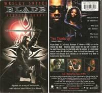Blade [VHS]