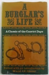 A Burglar's Life : or, The stirring adventures of the great English burglar, Mark Jeffrey.