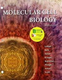 image of Molecular Cell Biology (Loose Leaf) & eBook Access Card