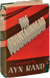 image of The Fountainhead (First Edition)