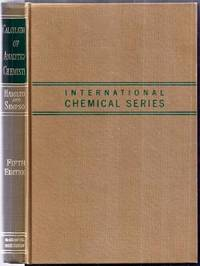 Calculations of Analytical Chemistry. Fifth Edition