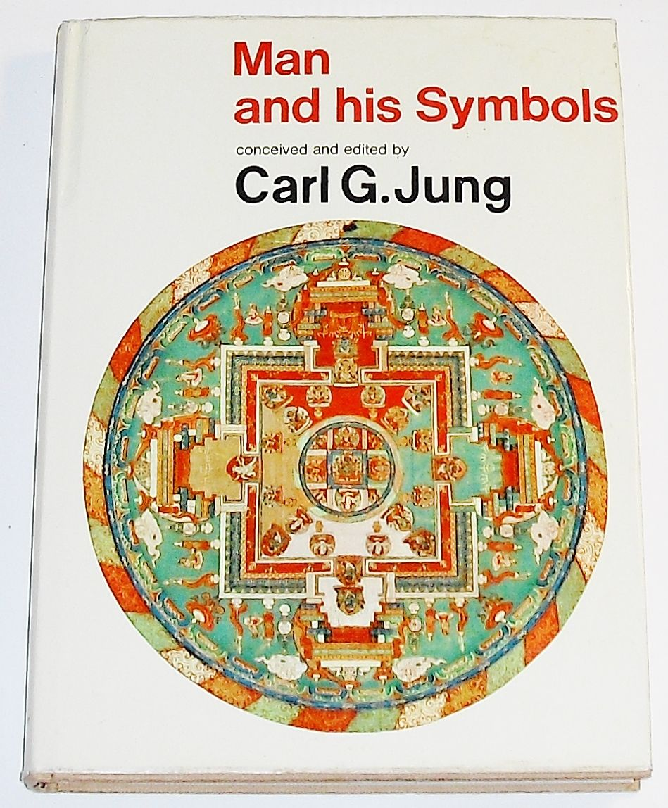 Man And His Symbols By Carl Gustav Jung Hardcover 1979 From