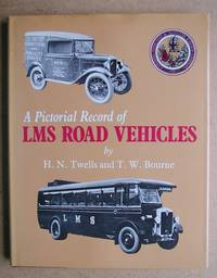 A Pictorial Record of LMS Road Vehicles.