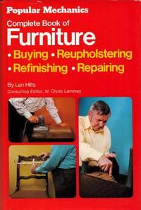 Popular Mechanics Complete Book of Furniture