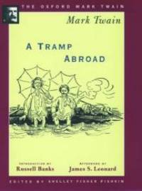 image of A Tramp Abroad (1880) (The Oxford Mark Twain)