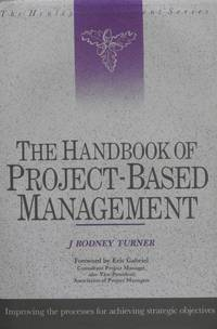 image of The Handbook of Project-Based Management