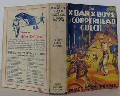 Grosset & Dunlap, 1933. 1st Edition. Hardcover. Near Fine/Very Good. First edition. Book near fine. ...