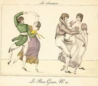 La Sauteuse. Le Bon Genre, No. 21.