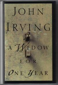 image of A Widow for One Year  - 1st Edition/1st Printing