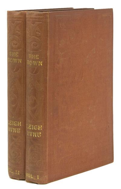 London: Smith, Elder, 1848. First edition. 45 illustrations. 2 vols. 8vo. Original orange blind stam...