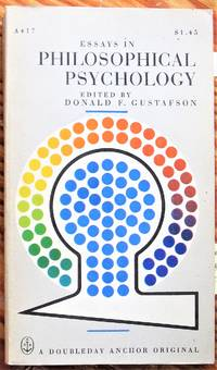 Essays in Philosophical Psychology