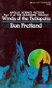 Winds of the Heliopolis (Oleandre Book 2)