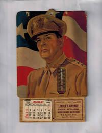 Advertising Calendar)  General Douglas A. MacArthur, 1944