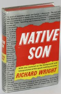 Native Son by Richard Wright - First Edition Thus - 1940 - from Eureka Books (SKU: 185987)