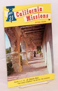 All 21 California missions in full color
