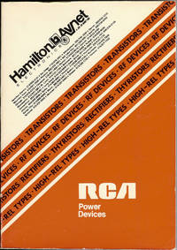 RCA Solid State Power Devices : Transistors, RF Devices, Thyristors/Rectifiers, High-Rel Types by RCA Corporation  - Paperback  - First Edition  - 1977  - from Squirrel Away Books (SKU: 013674)