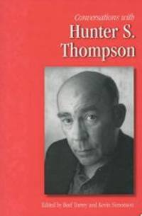 Conversations with Hunter S. Thompson (Literary Conversations) by University Press of Mississippi - Paperback - 2008-06-07 - from Books Express (SKU: 1934110779n)