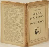 ABBOZZO D'UNA FILOSOFIA DELLA DIGNITA UMANA