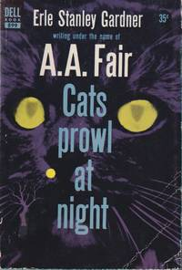 Cats Prowl at Night