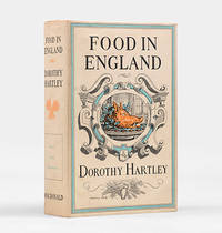 Food in England. by HARTLEY, Dorothy - 1954