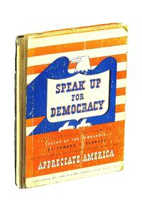 image of Speak Up for Democracy - What You Can Do: A Practical Plan of Action for Every American Citizen