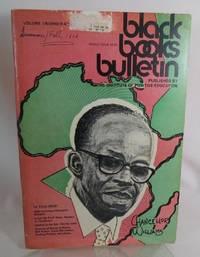 image of Black Books Bulletin; Volume 1 Number 4 Summer/Fall 1973