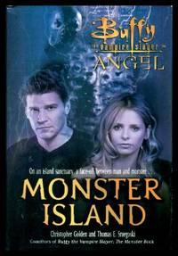image of MONSTER ISLAND - Buffy the Vampire Slayer - Angel