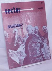 image of Vector: a voice for the homophile community; vol. 3, #9, August 1967: Organizations