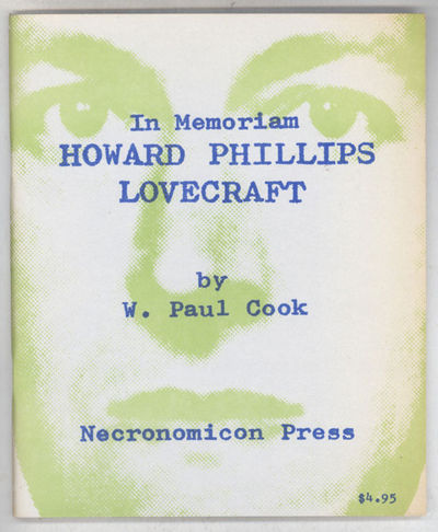 1-75 , pictorial wrappers, stapled. Later edition. One of 475 numbered copies. Facsimile reprint of...