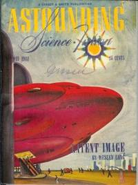 """image of ASTOUNDING Science Fiction: May 1944 (""""City""""; """"The Winged Man"""")"""