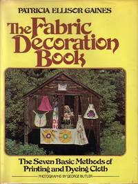 The Fabric Decoration Book SIGNED COPY - ASSOCIATION COPY
