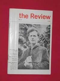 The Review A Magazine of Poetry and Criticism: Number 18. April 1968