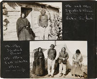 [ANNOTATED VERNACULAR PHOTOGRAPH ALBUM FEATURING A FARMING FAMILY IN SOUTH DAKOTA, WITH PICTURES OF IDENTIFIED NATIVE AMERICANS]