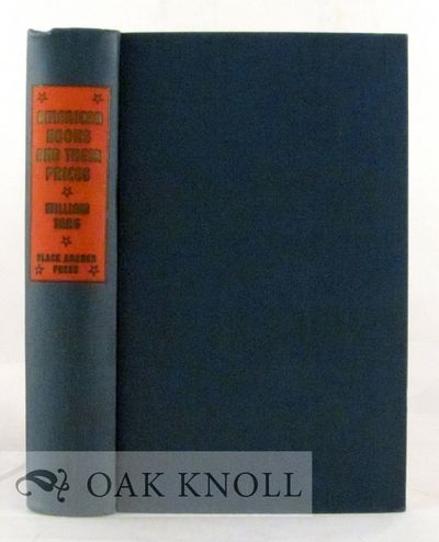 Chicago: Black Archer Press, 1942. cloth. small 8vo. cloth. 336 pages. Volume II. Limited to 500 cop...