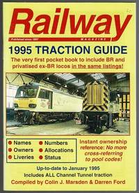 image of Railway Magazine 1995 Traction Guide